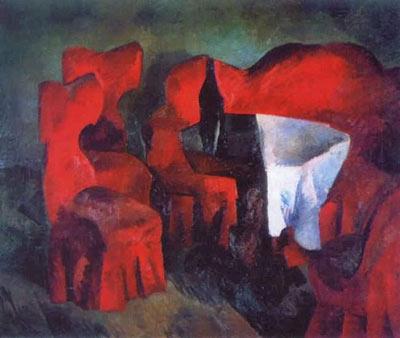 Новодевичье кладбище. Фальк Роберт Рафаилович (1886-1958)