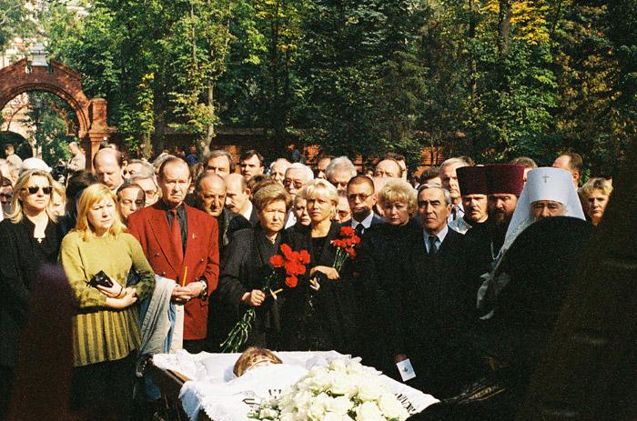 похороны знаменитостей - новости, фото, видео - glamurchik ...