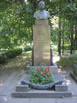 могила сестры Ленина А. И. Ульяновой-Елизаровой