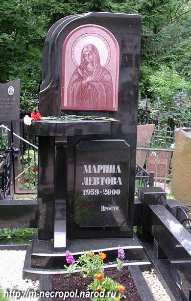 где похоронена актриса гулая для Вайбера
