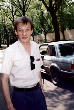 Sergei Paramonov Net Worth