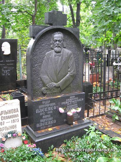 Могилы знаменитостей в - 37f